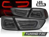 Zadní led světla Mitsubitchi Lancer 8 sedan 08-11 kouřová led bar