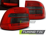 Zadní led světla Porsche Cayenne 02-06 červená kouřová led