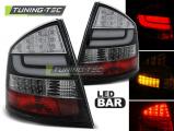 Zadní led světla Skoda Octavia II sedan 04-12 kouřová černá led bar