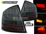 Zadní led světla Skoda Octavia II sedan 04-12 kouřová led bar