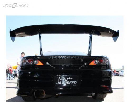Karbonové křídlo Japspeed Nissan 200SX S13/S14