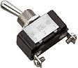 Vypínač 12mm 25A / 12V - on/off