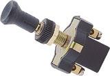 Vypínač tahový 8mm 12,5A/150W / 12V