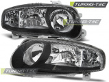 Přední světla Alfa Romeo 147 01/01-12/04 černá