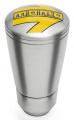 Řadící páka Momo SK 50 - hliník/stříbrná