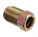 """Zakončovací fitinka (holendr) M10 x 1.0 na měděnou trubku 3/16"""" (4,75mm) - samec"""