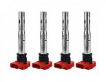 Zapalovací moduly ProRacing z Audi R8 pro TFSi / FSi / 1.8T / 2.7 biturbo - 4ks