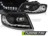 Přední světla Audi A4 B6 cabrio 02-06 černá