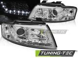 Přední světla Audi A4 B6 cabrio 02-06 chrom