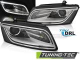 Přední světla Audi Q5 08/12-17 chrom