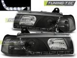 Přední světla BMW E36 12,90-08,99 černá