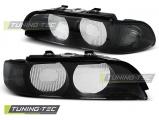 Přední světla BMW E39 95-00 černá kouřová D2S