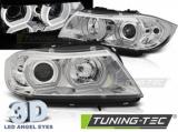 Přední světla BMW E90/E91 03/05/08/08 U-led 3D chrom