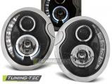 Přední světla BMW Mini (cooper) 05/01-10/06 černá