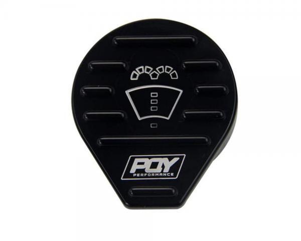 Kryt na víčko ostřikovačů VAG 2.0 TFSi EA113 / EA888 - černé Pro Sport