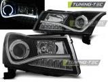Přední světla Chevrolet Cruze 09-12 černá