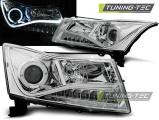 Přední světla Chevrolet Cruze 09-12 chrom