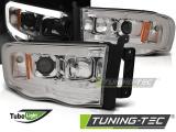Přední světla Dodge Ram 02-06 chrom
