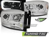 Přední světla Dodge Ram 06-08 chrom