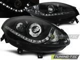 Přední světla Fiat Bravo II 07/15 černá