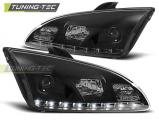 Přední světla Ford Focus II 09/04-01/08 černá