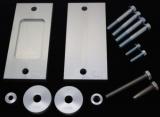 Podložky ProRacing pro zvednutí motoru o 15mm - VAG platforma Mk4 1.8T/1.9TDi/2.0/VR6