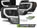 Přední světla Ford F150 MK12 08-14 černá
