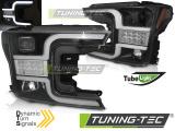 Přední světla Ford F150 MK13 17-20 černá