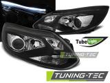 Přední světla Ford Focus MK3 11-10/14 černá