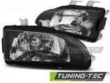 Přední světla Honda Civic 09/91-08/95 2D/3D černá