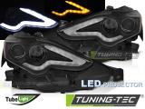 Přední světla Lexus Je 13-16 led černá