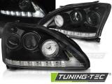 Přední světla Lexus RX 330/350 03-08 černá