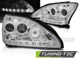 Přední světla Lexus RX 330/350 03-08 chrom