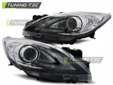 Přední světla Mazda 3 09-01/13 černá