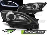 Přední světla Mazda 3 09-10/13 černá