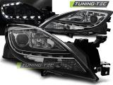 Přední světla Mazda 6 II 10-12 černá