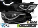 Přední světla Mazda CX5 11-15 černý pravý DRL xenon