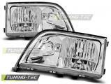 Přední světla Mercedes W140 S-Class 03/91-10/98 chrom