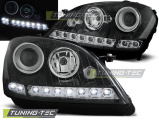 Přední světla Mercedes W164 ML/M 05-07 černá