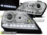 Přední světla Mercedes W164 ML/M 05-07 chrom