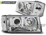 Přední světla Mercedes W201/190 12/82-05/93 chrom