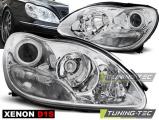 Přední světla Mercedes W220 S-Class 09/98-02 chrom xenon
