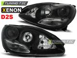 Přední světla Mercedes W220 S-Class 10/02-05/05 černá xenon