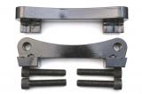 Adaptéry ProRacing pro přední brzdové třmeny Brembo Porsche 986/987 - Audi, Seat, Škoda, VW platforma Mk5/6/7 (5x112) + kotouče (312 x 25mm)