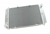 Hlinikový závodní chladič Jap Parts Porsche 928 4.5 V8 (78-82) / GT/S/S2/S4/CS/SE (86-89) - 1 olejový chladič