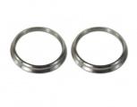 Středicí kroužky pro montáž brzdových kotoučů Mercedes 66,8mm na VAG 65,1mm