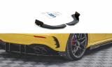 Boční spoilery pod zadní nárazník Mercedes-AMG A45 S 2019 -