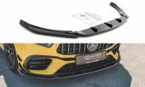 Přední spoiler nárazníku Mercedes-AMG A 45 S W177 2019 -