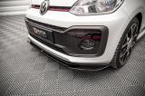 Přední spoiler nárazníku Volkswagen Up GTI 2018 - Maxtondesign