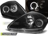 Přední světla Mitsubishi  Eclipse D50 00-05 černá